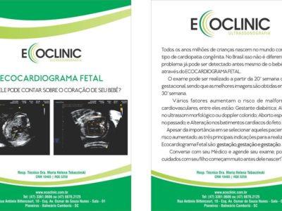 Porque fazer o Ecocardiograma Fetal?